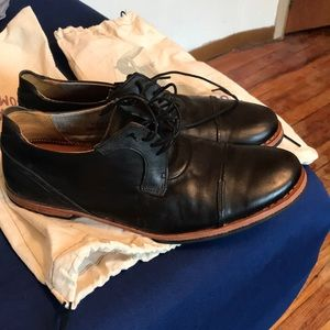 TIMBERLAND WODEHOUSE CAP TOE OXFORD SHOES